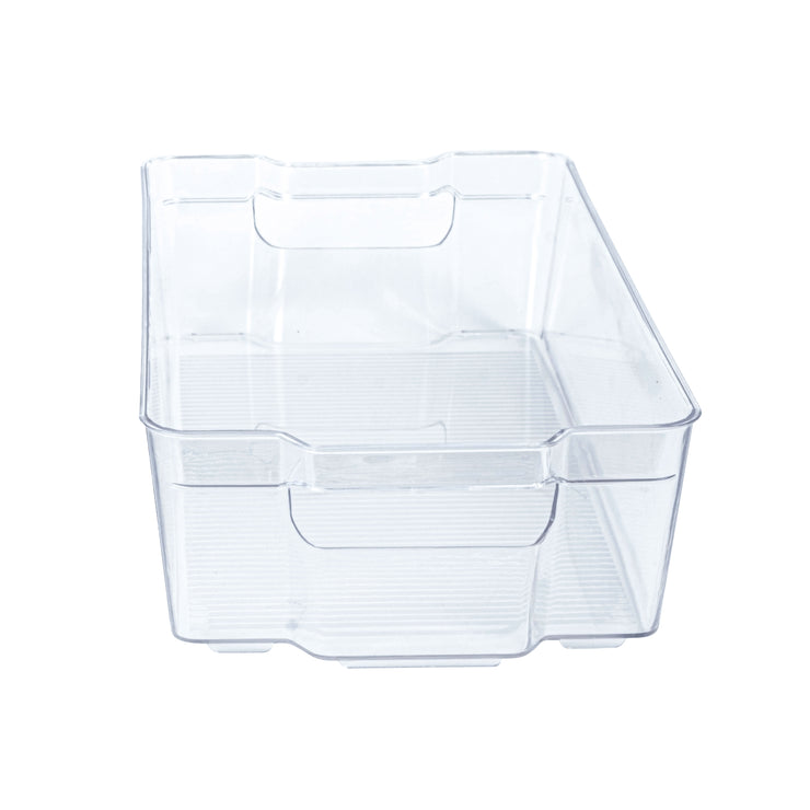 "Clear Stack & Nest-3.75"" Large"