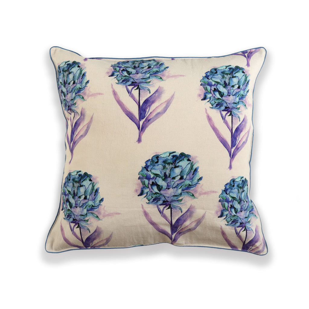 Floral Dreams / Blue 121 / Cushion Cover