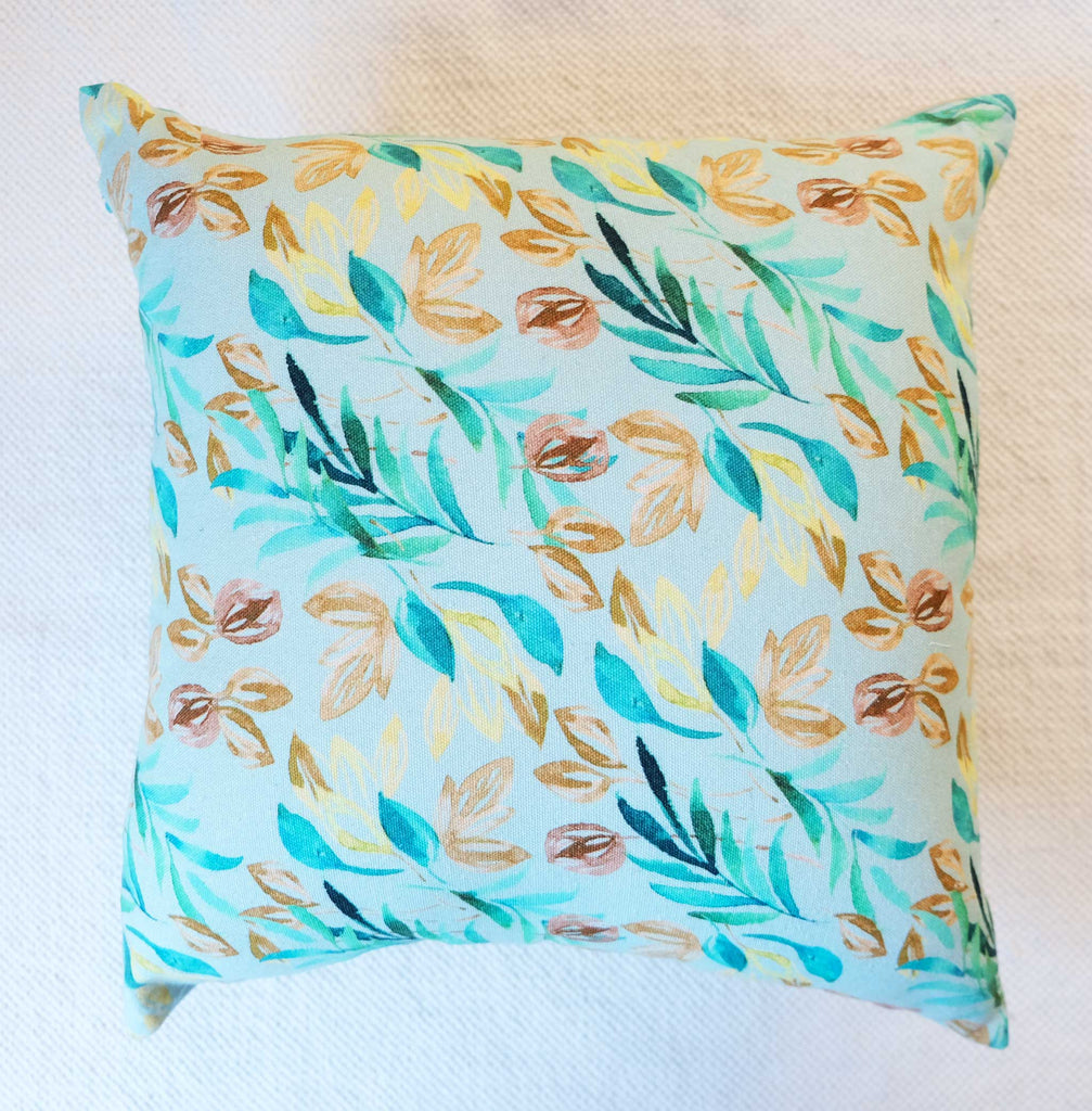 Calming Sage Green printed cushion cover 128G