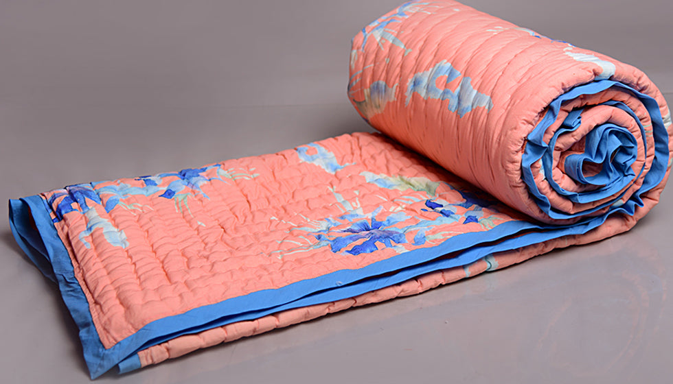 Cotton Quilt | vvyom  By Shuchita