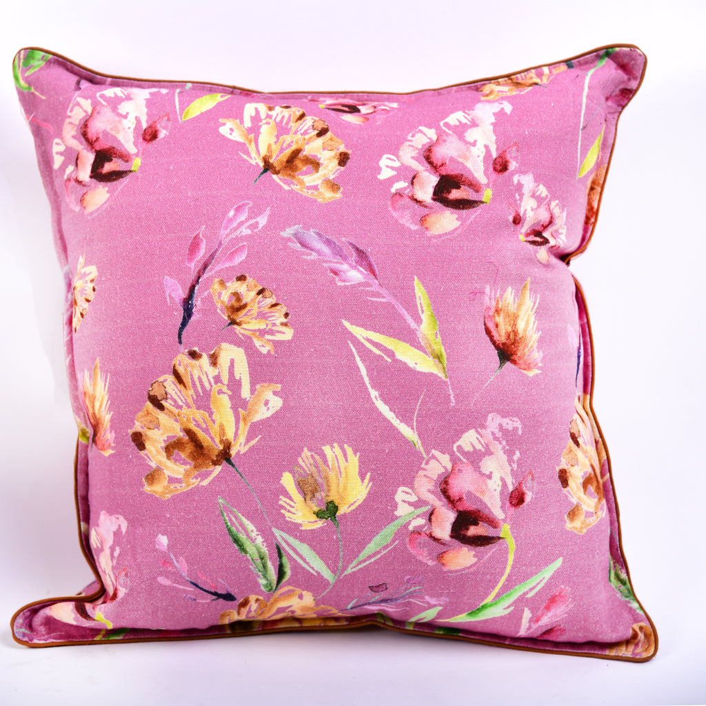 Floral Dreams / Pastel Rose 101 / Cushion Cover