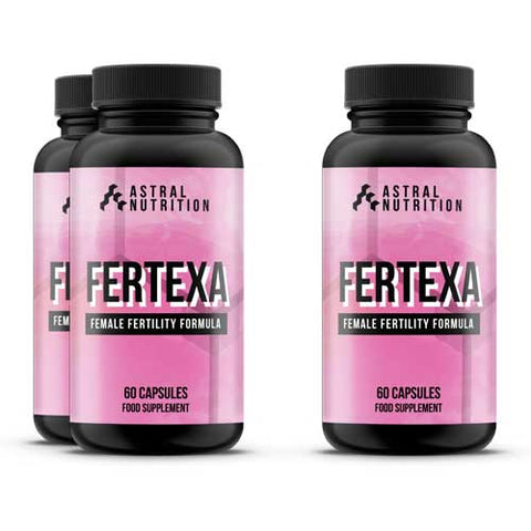 Fertexa Female Fertility Pills