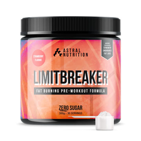 Limitbreaker Fat Burning Preworkout