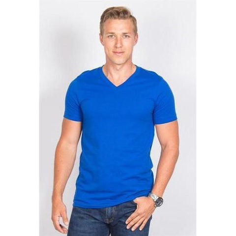 Men's Triblend V-Necks
