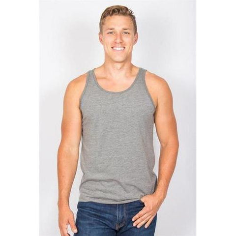 Men's Triblend Tanks