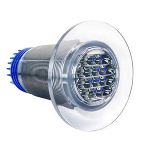 Aqualuma 18 Tri-Series Gen 4 Underwater Light - Blue/White