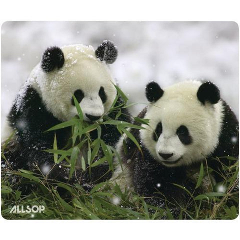 Allsop Naturesmart Mouse Pad (panda) (pack of 1 Ea)