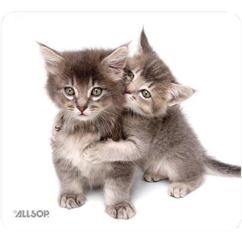 Allsop Naturesmart Mouse Pad (kittens) (pack of 1 Ea)