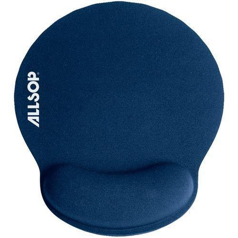 Allsop Memory Foam Mouse Pad (blue) (pack of 1 Ea)