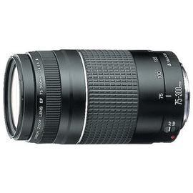 Canon Ef 75mm-300mm Telephoto Zoom Lens (pack of 1 Ea)