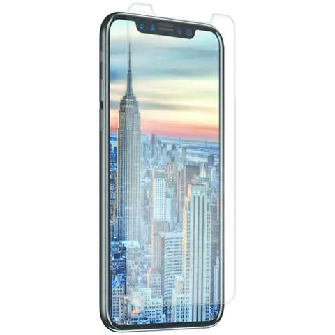 Znitro Nitro Glass Screen Protector For Iphone X (pack of 1 Ea)