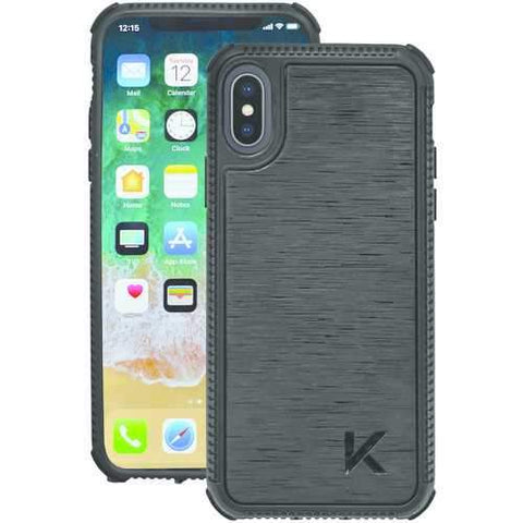 Kevlar Premium Universal Case For Iphone X (pack of 1 Ea)