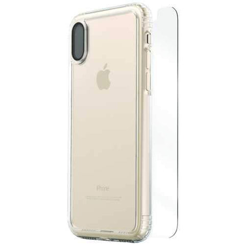 Saharacase Clear Protective Kit For Iphone X (clear) (pack of 1 Ea)