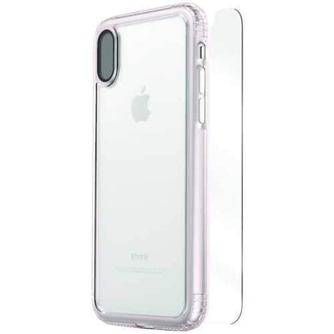 Saharacase Clear Protective Kit For Iphone X (rose Gold Clear) (pack of 1 Ea)