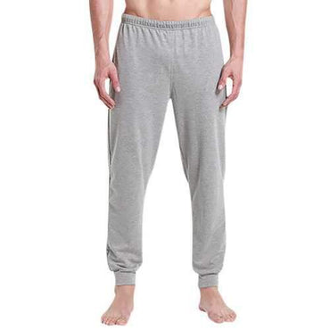 Solid Color Home Sport Sleepwear Bottoms