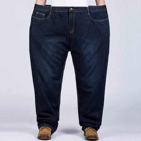Loose Business Casual Jeans
