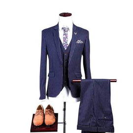 Three Pieces Formal Suit