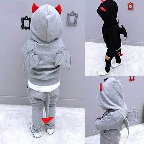 Little Devil Halloween Costumes