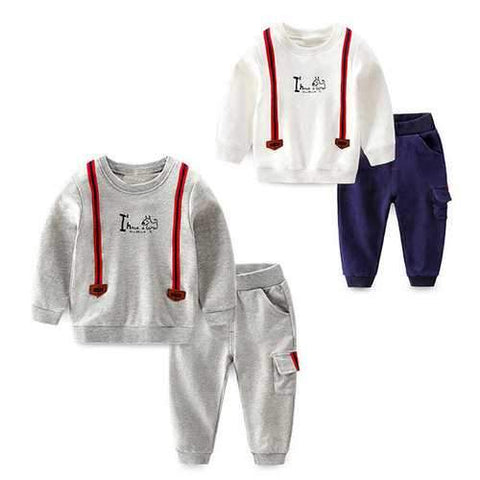 Spring Autumn Children Clothing Set