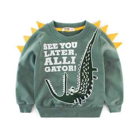 Cute Baby Boys Sweatshirts