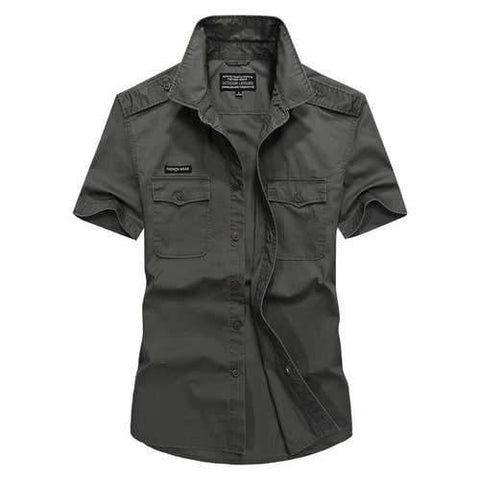 Men Outdoor Shirt