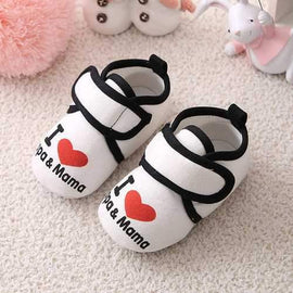 Unisex Newborn Baby Shoes For 0-24M