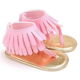 Tassel Baby Girls Sandals For 6-24M