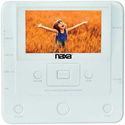 Naxa Multifunction Media Recorder NAXNTM1100
