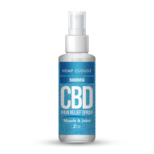 CBD Pain Relief Spray