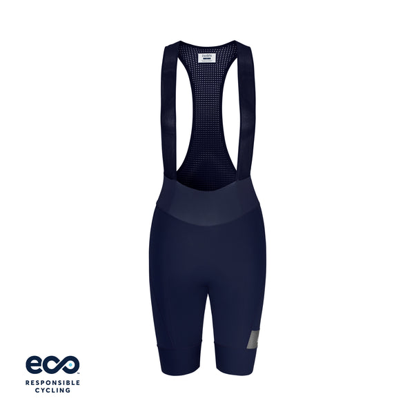 WOMEN'S PAUL BIB SHORTS NAVY ECO