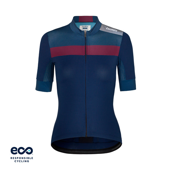 WOMEN'S JULES JERSEY NAVY/SHADOW PURPLE ECO