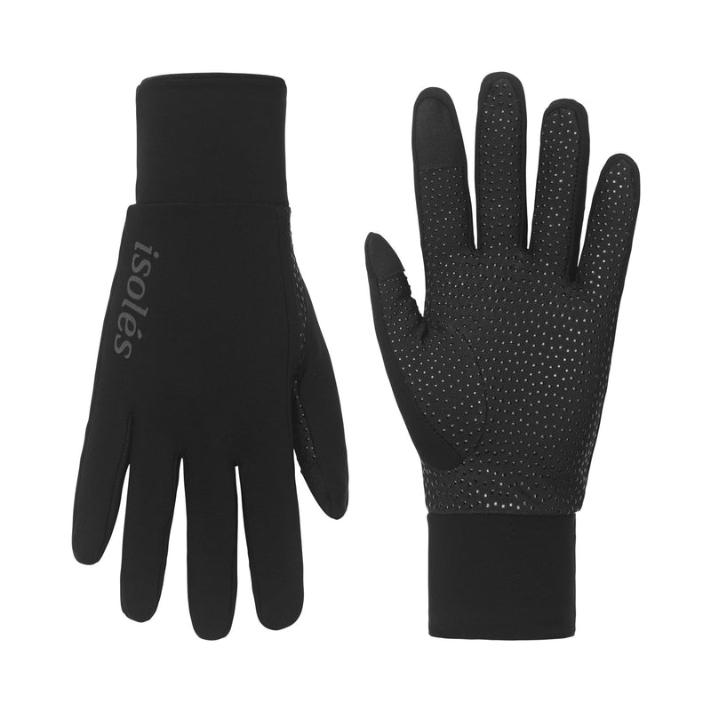 ERNEST MIDDLE WEIGHT GLOVES BLACK