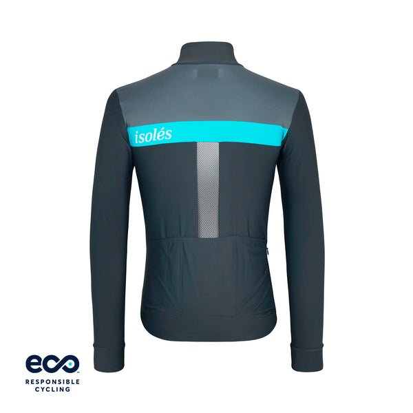 JULES SUMMER JERSEY LS STEEL GREY ECO
