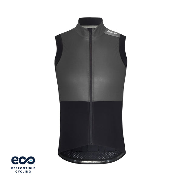 JULES GILET STEEL GREY ECO