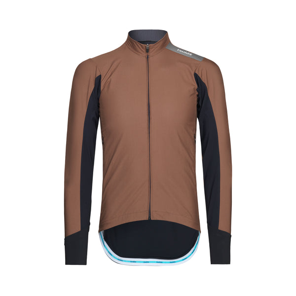 CHARLES STORM JACKET ALMOND BROWN