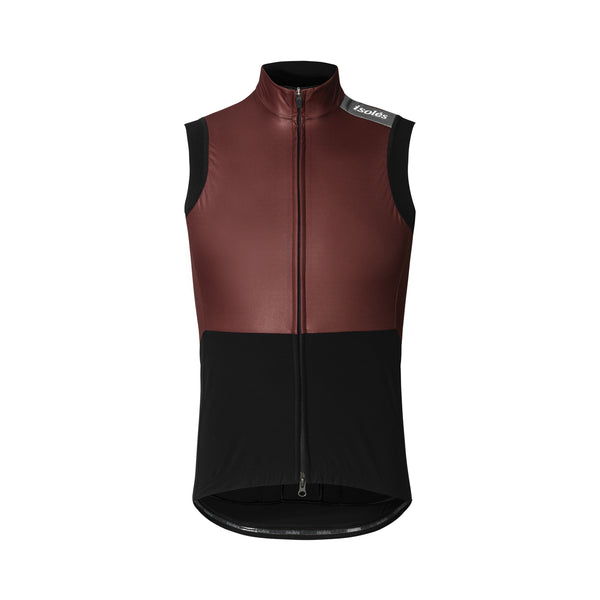 JULES GILET POMPEII RED ECO