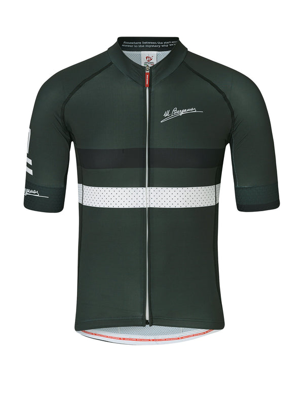 77MB KORT TRIKOT - RACING GREEN