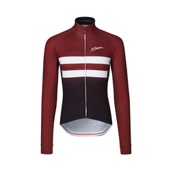 77MB COMO LANG TRIKOT - DARK RED