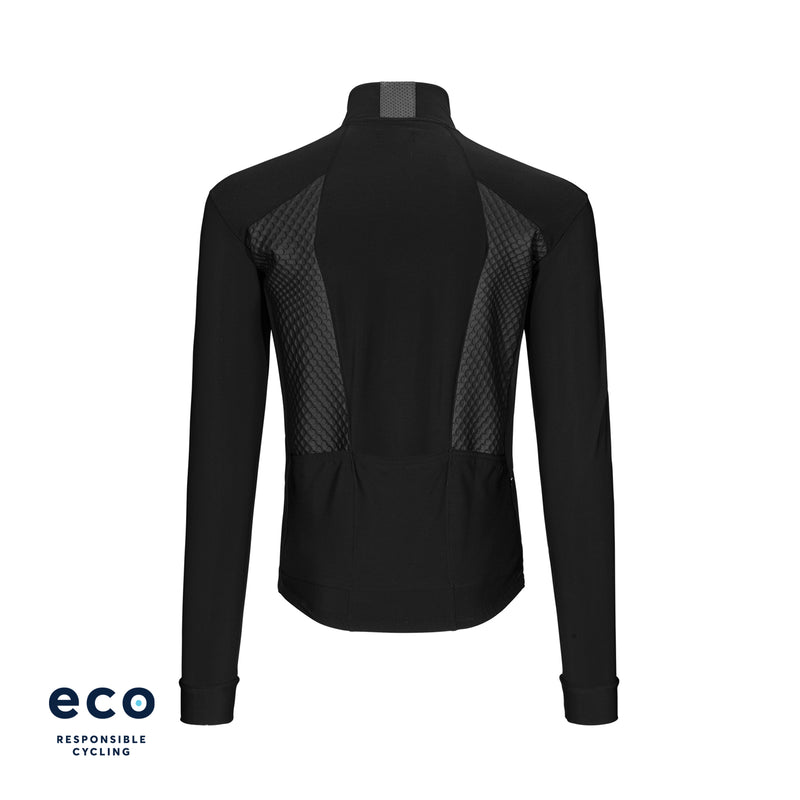 PAUL PNEUMATIC WINTER JACKET BLACK ECO