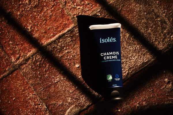ISOLÉS CHAMOIS CREME - 3-PACK