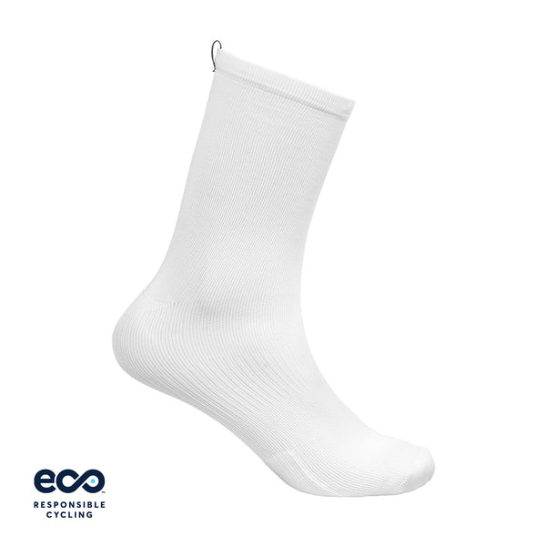PAUL SOCKS WHITE ECO