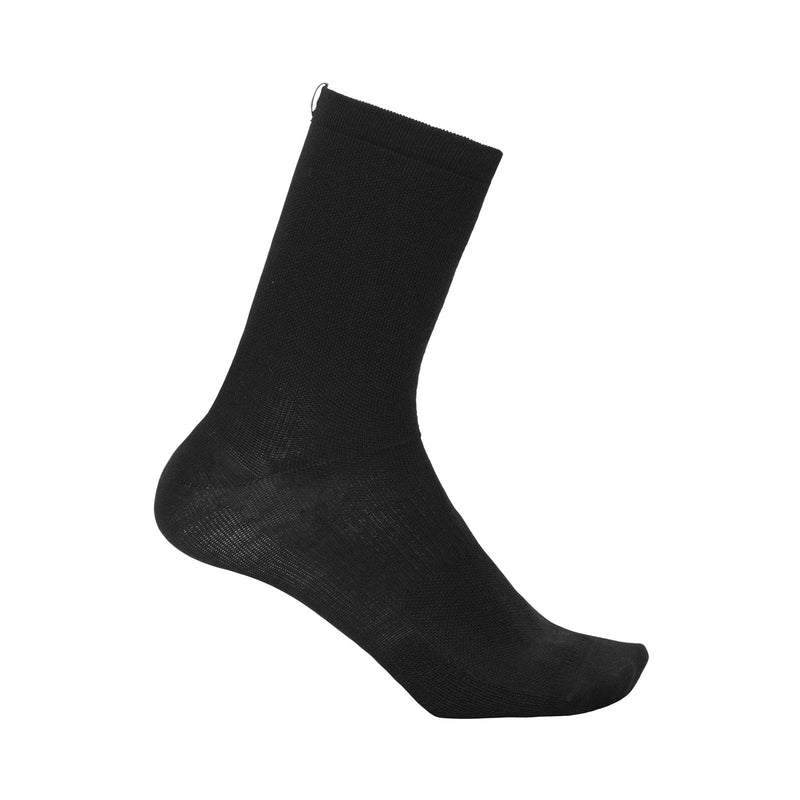 PAUL MERINO SOCKS BLACK