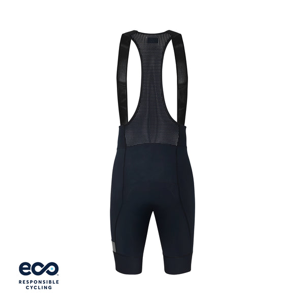 PAUL BIB SHORTS BLACK ECO