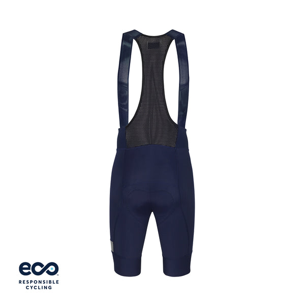 PAUL BIB SHORTS NAVY ECO