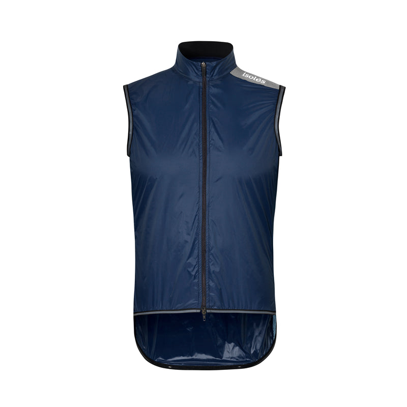 PAUL LIGHTWEIGHT GILET NAVY