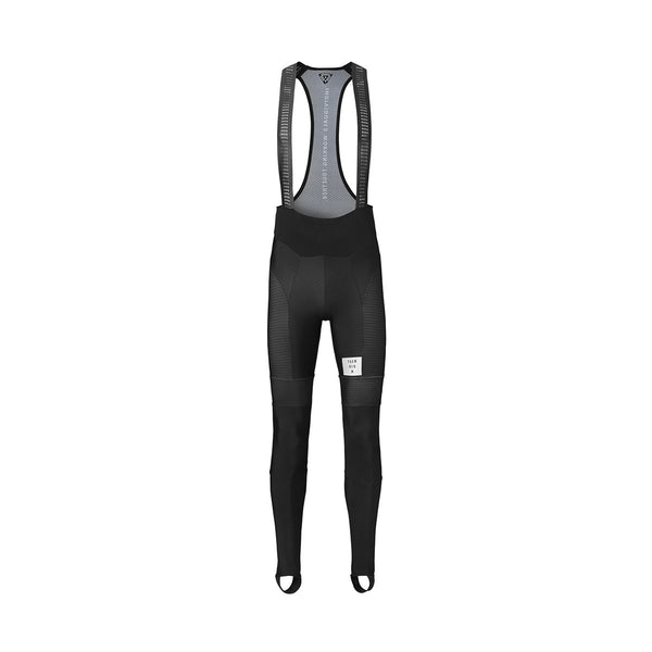 Silhouette Bibtights - Sort