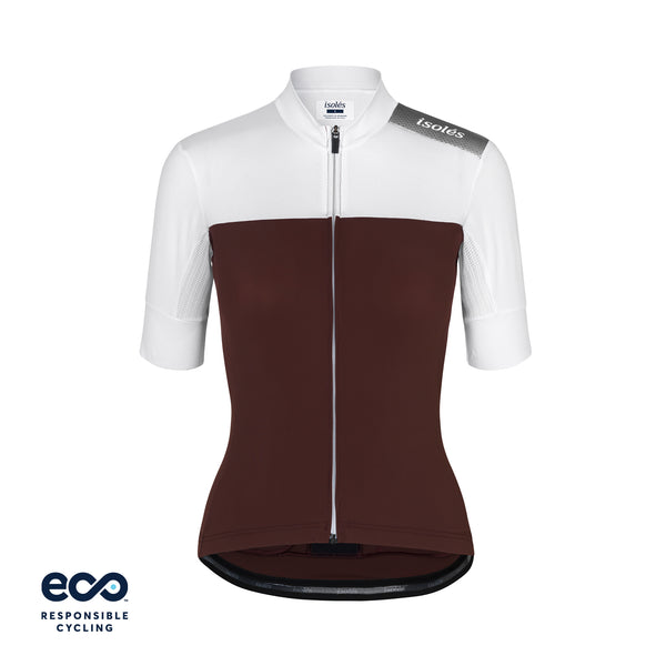 WOMEN'S CHARLES JERSEY POMPEII RED ECO