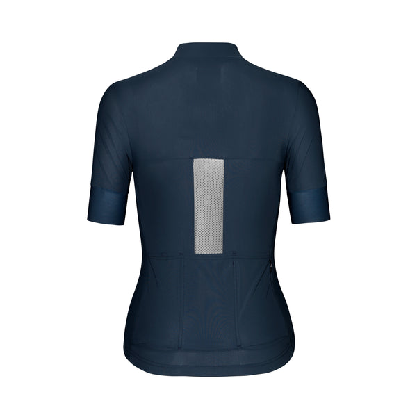 WOMEN'S PAUL JERSEY NUBE BLUE