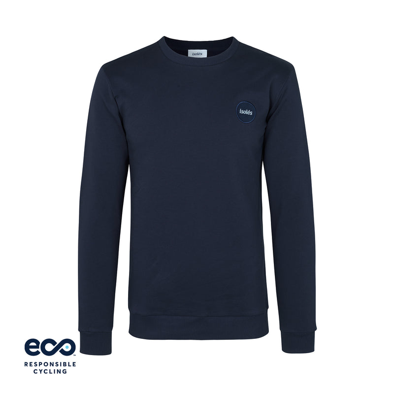 PAUL SWEAT NAVY ECO
