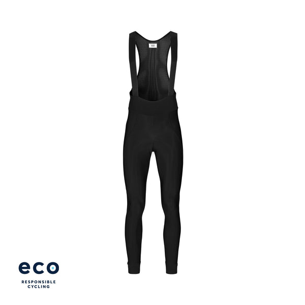PAUL MEDIO WINTER BIB TIGHT BLACK ECO
